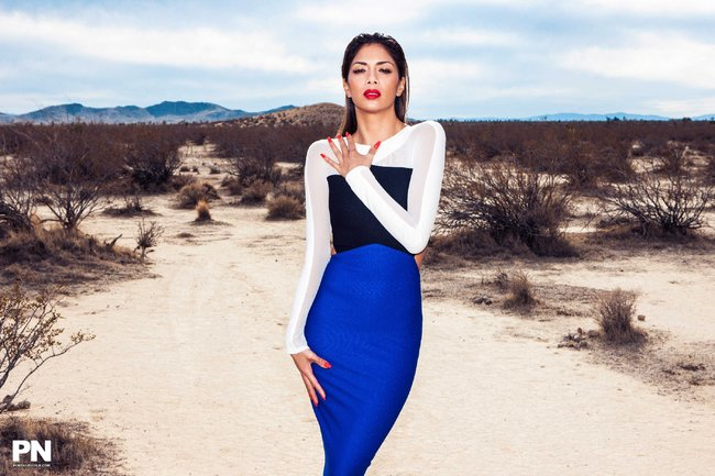 Николь Шерзингер в фотосессии «Missguided 2014»: nicole-scherzinger-missguided-photoshoot-2014--04_Starbeat.ru