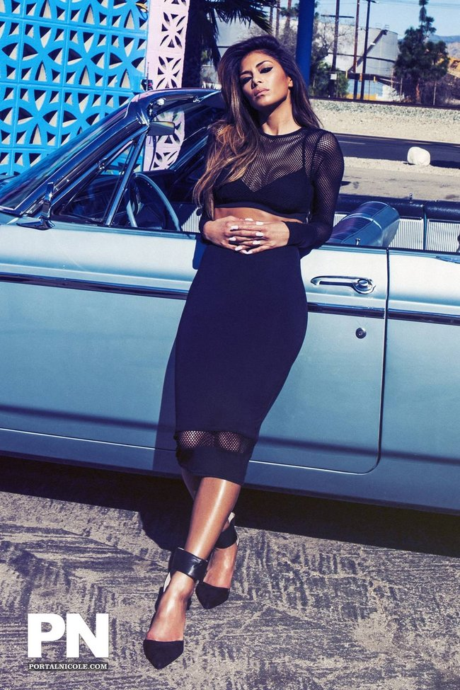 Николь Шерзингер в фотосессии «Missguided 2014»: nicole-scherzinger-missguided-photoshoot-2014--25_Starbeat.ru