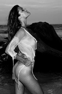 Обнаженная Нина Агдал в откровенной фотосессии : nina-agdal-112_Starbeat.ru