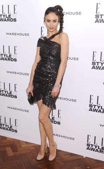 Ольга Куриленко на ежегодной церемонии вручения наград «Elle Style Awards»: olga-kurylenko-elle-style-awards-2014--01_Starbeat.ru