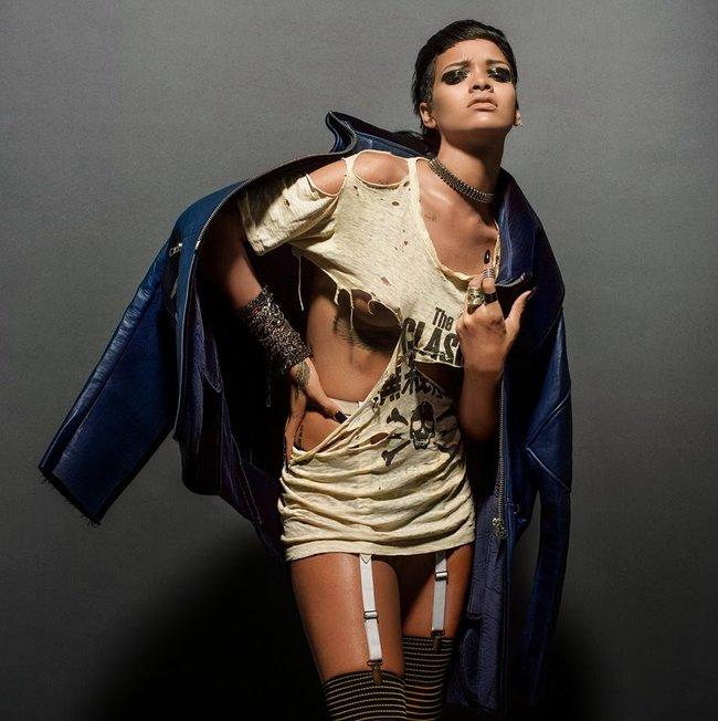 Фотосессия Рианны для «032c Magazine» (зима 2013/2014): rihanna-032c-magazine--05_Starbeat.ru