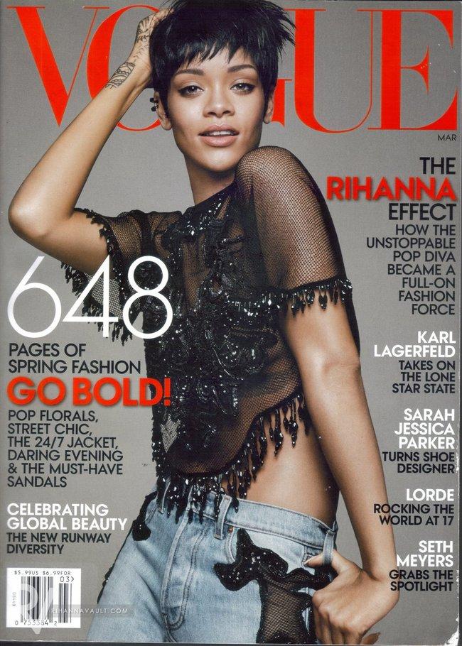Блистательная Рианна украсила обложку «Vogue US» в марте: rihanna-vogue-us--08_Starbeat.ru