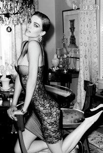 Реклама нижнего белья для женщин «Blush» с Самантой Градовиль (Samantha Gradoville): samantha-gradoville-1_Starbeat.ru