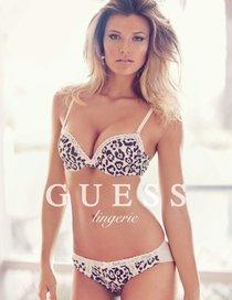 Саманта Хупс в новой рекламе дамского белья «Guess»: samantha-hoopes-guess-lingerie-2014--01_Starbeat.ru