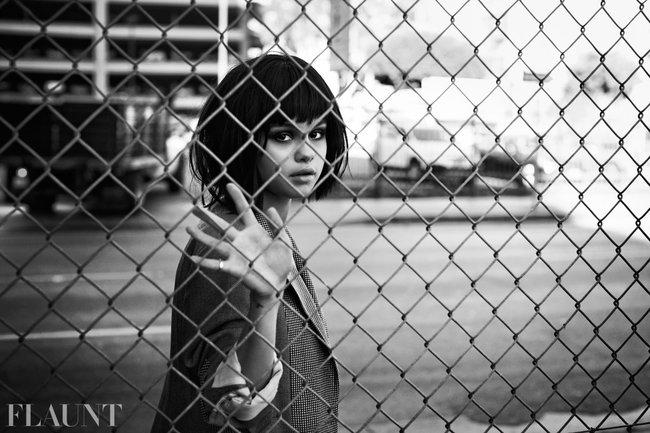 Фотосессия Селены Гомес для журнала «Flaunt»: selena-gomez-flaunt-magazine-2013--03_Starbeat.ru