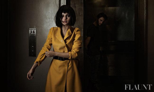 Фотосессия Селены Гомес для журнала «Flaunt»: selena-gomez-flaunt-magazine-2013--09_Starbeat.ru