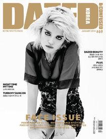 Скай Феррейра украсила страницы январского журнала «Dazed & Confused Korea»: sky-ferreira-dazed--confused-korea--01_Starbeat.ru