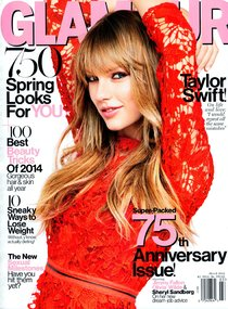 Журнал «Glamour» в марте: Тейлор Свифт: taylor-swift-glamour-magazine--02_Starbeat.ru