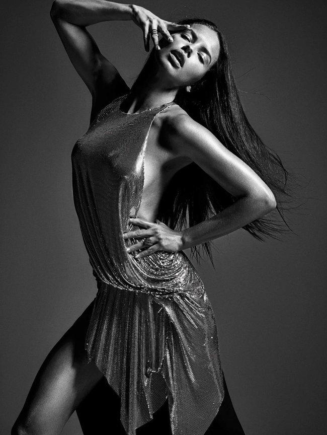 Мартовский номер журнала «W»: «Великолепная десятка моделей»: adriana-lima_Starbeat.ru