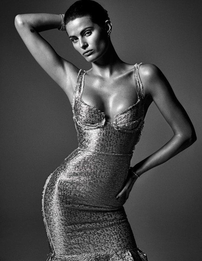 Мартовский номер журнала «W»: «Великолепная десятка моделей»: isabeli-fontana_Starbeat.ru