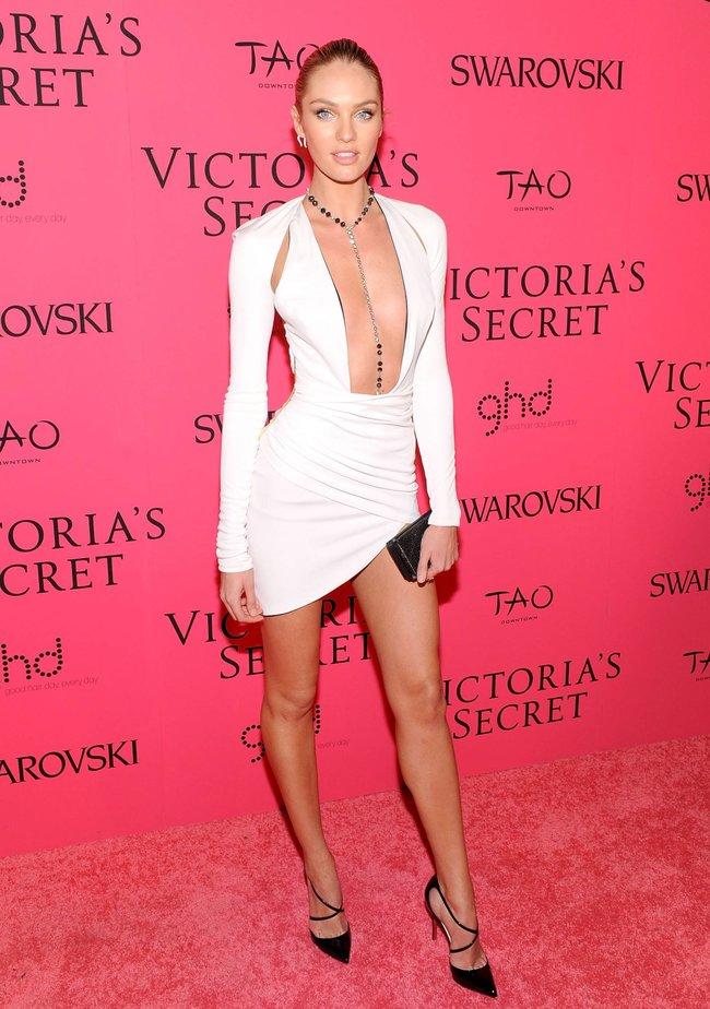 Афтепати модного показа «Victoria's Secret»: модели и гости: candice-swanepoel-117_Starbeat.ru