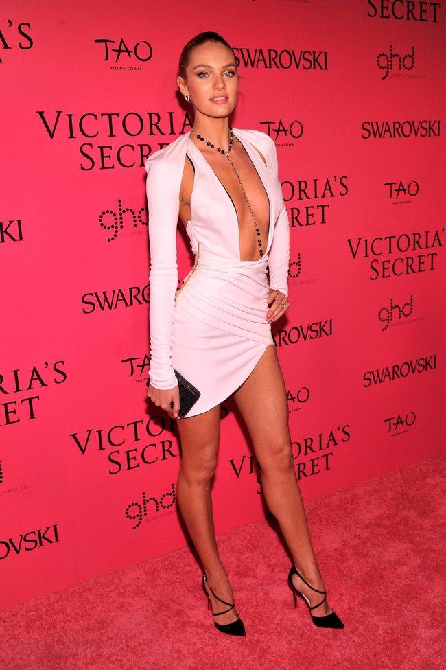 Афтепати модного показа «Victoria's Secret»: модели и гости: candice-swanepoel-28_Starbeat.ru