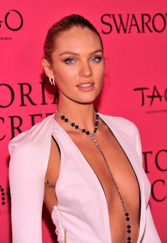Афтепати модного показа «Victoria's Secret»: модели и гости: candice-swanepoel-34_Starbeat.ru