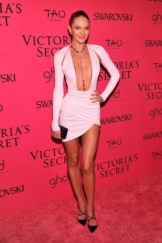 Афтепати модного показа «Victoria's Secret»: модели и гости: candice-swanepoel-44_Starbeat.ru