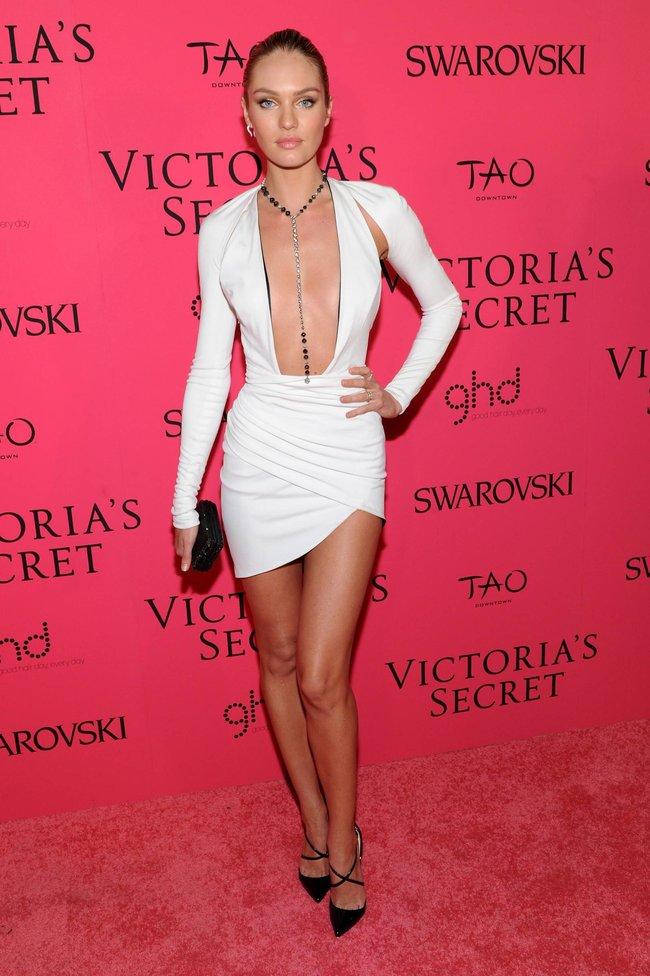 Афтепати модного показа «Victoria's Secret»: модели и гости: candice-swanepoel-54_Starbeat.ru