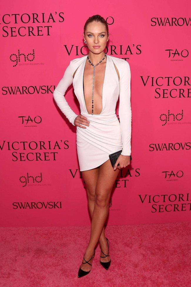 Афтепати модного показа «Victoria's Secret»: модели и гости: candice-swanepoel-64_Starbeat.ru