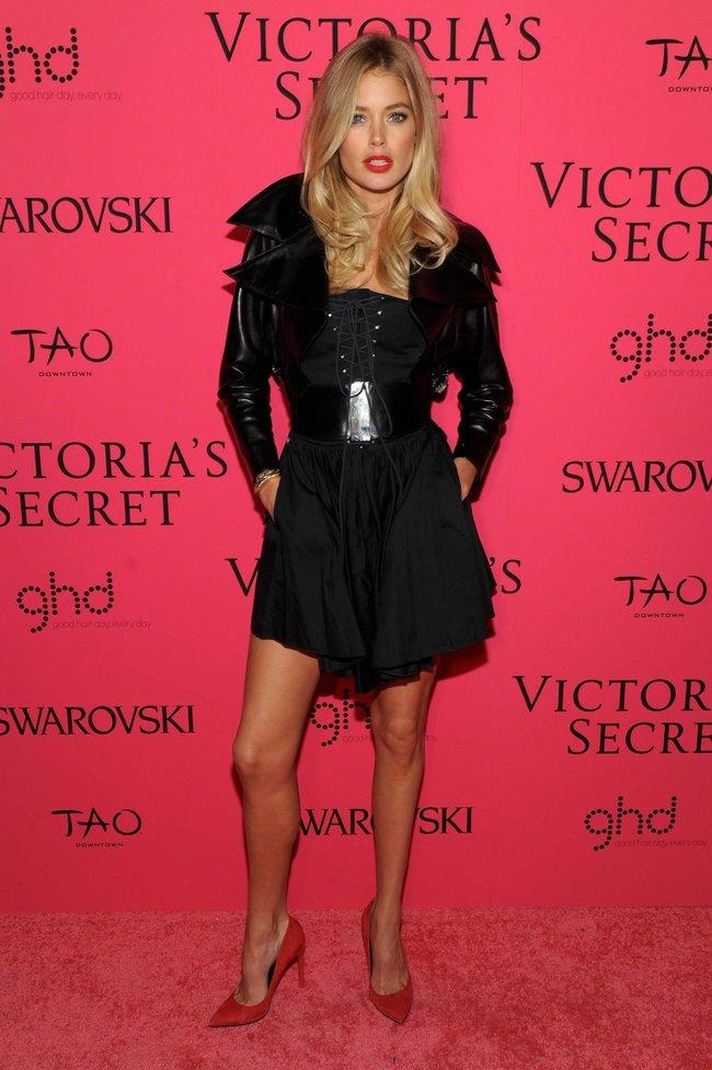 Афтепати модного показа «Victoria's Secret»: модели и гости: doutzen-kroes-12_Starbeat.ru