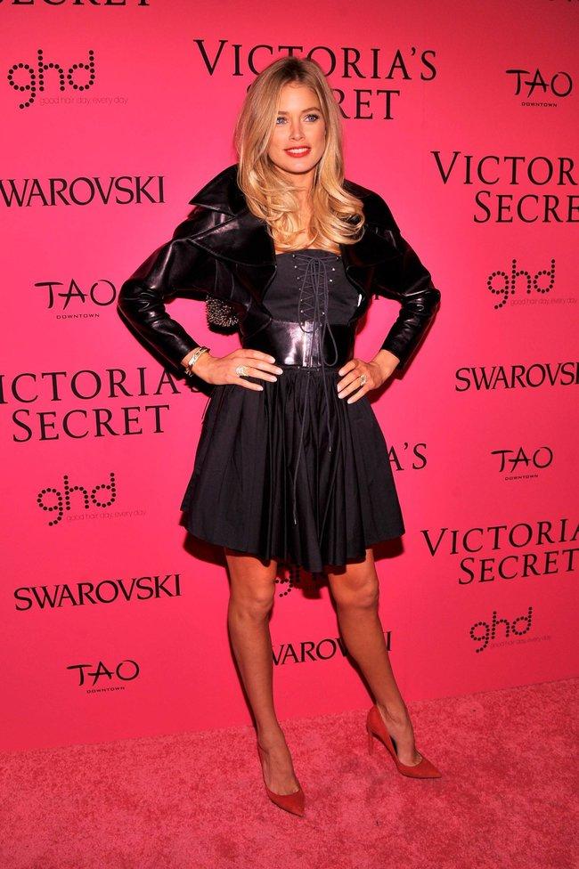 Афтепати модного показа «Victoria's Secret»: модели и гости: doutzen-kroes-32_Starbeat.ru