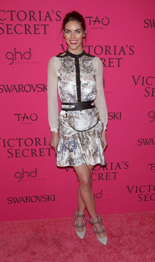 Афтепати модного показа «Victoria's Secret»: модели и гости: hilary-rhoda-11_Starbeat.ru