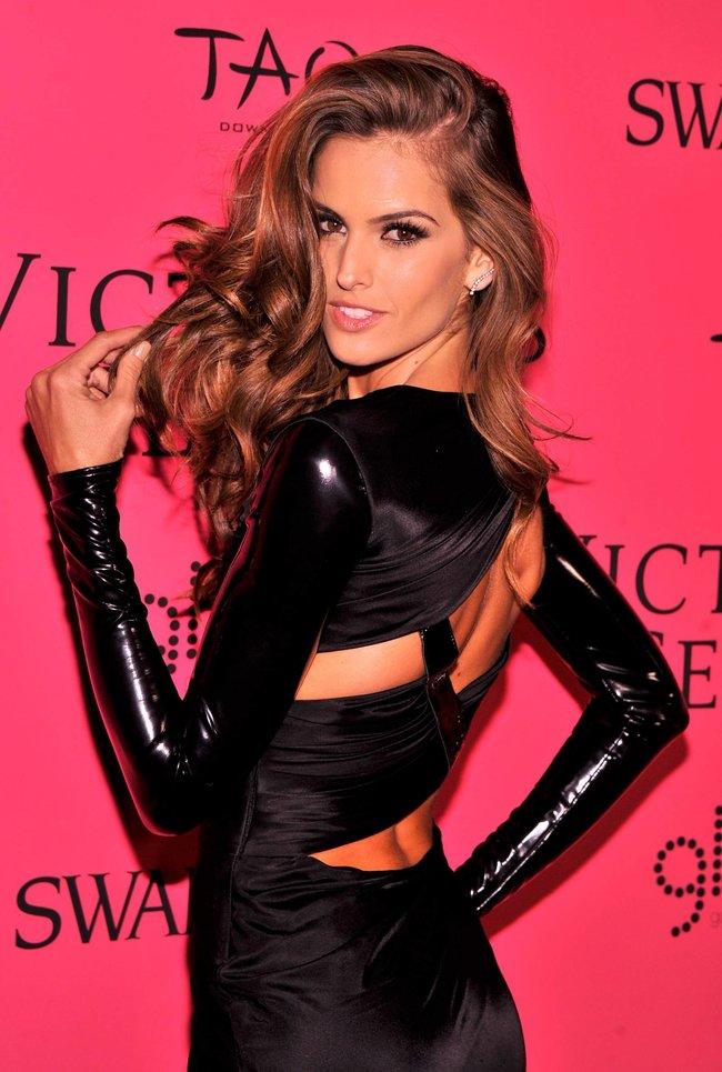 Афтепати модного показа «Victoria's Secret»: модели и гости: izabel-goulart-42_Starbeat.ru