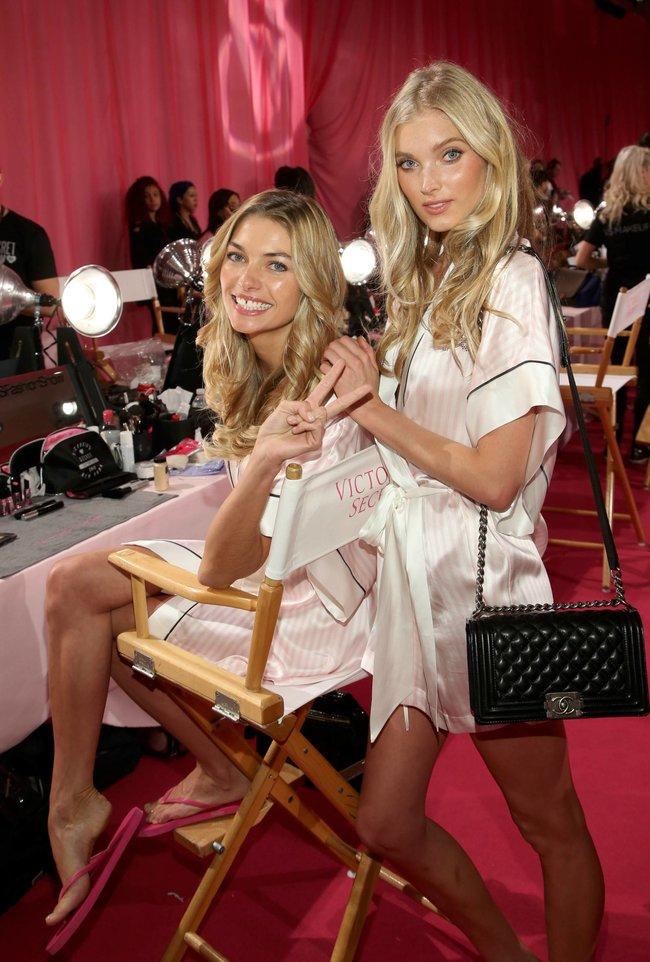 Бэкстейдж шоу «Victoria's Secret» в Нью-Йорке: все модели: elsa-hosk-1_Starbeat.ru
