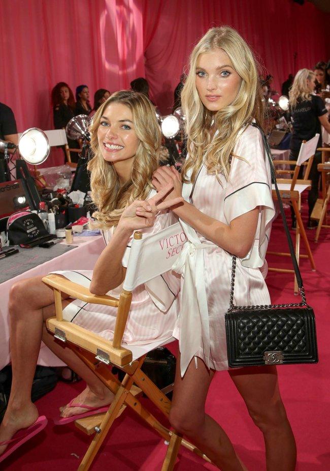 Бэкстейдж шоу «Victoria's Secret» в Нью-Йорке: все модели: jessica-hart-8_Starbeat.ru