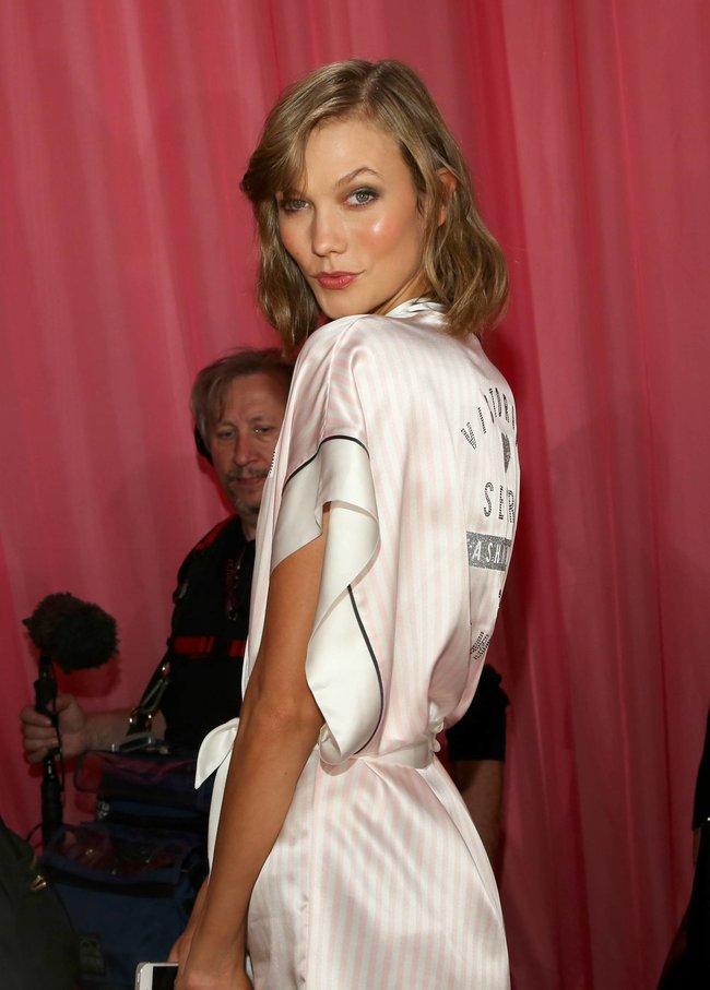 Бэкстейдж шоу «Victoria's Secret» в Нью-Йорке: все модели: karlie-kloss-2_Starbeat.ru