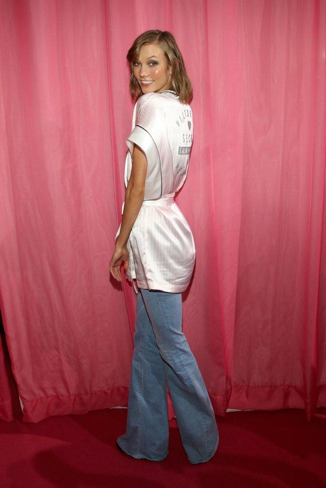 Бэкстейдж шоу «Victoria's Secret» в Нью-Йорке: все модели: karlie-kloss-4_Starbeat.ru