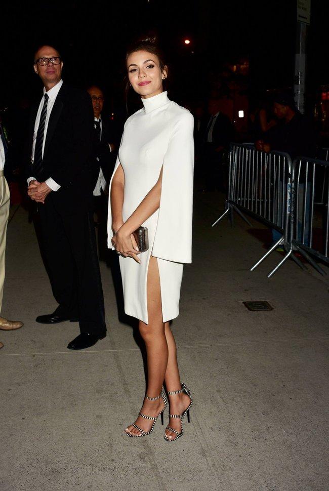 Неизвестная нужда заставила Викторию Джастис пойти на афтепати «DKC / O&Ms Tony Awards»: victoria-justice-5-1_Starbeat.ru