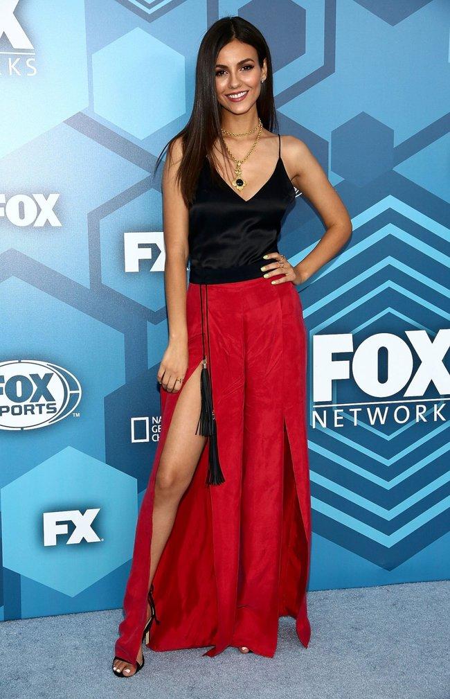 Виктория Джастис на мероприятии FOX 2016 Upfront в Нью-Йорке: victoria-justice-4-2_Starbeat.ru