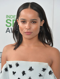 Зои Кравиц на кинопремии «Film Independent Spirit Awards»: zoe-kravitz_Starbeat.ru