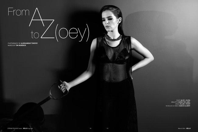 Зои Дойч: юная актриса на обложке мартовского «Bello Magazine»: zoey-deutch-bello-magazine--08_Starbeat.ru