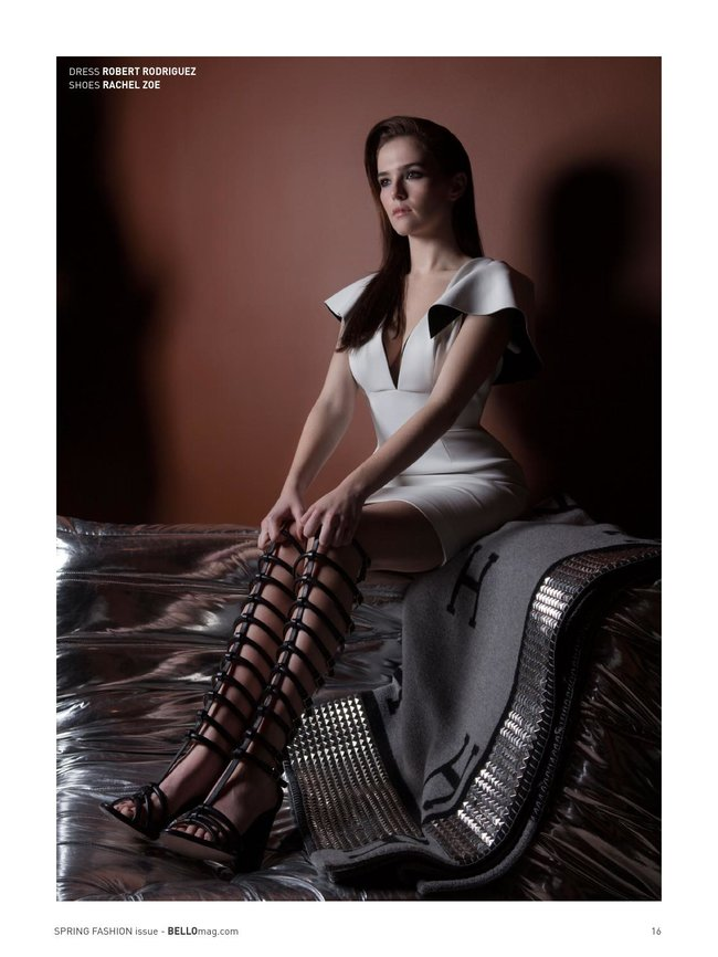 Зои Дойч: юная актриса на обложке мартовского «Bello Magazine»: zoey-deutch-bello-magazine--15_Starbeat.ru