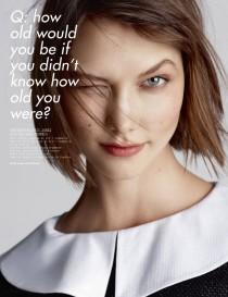 Весенний выпуск «i-D Magazine» с Карли Клосс: KarlieKlossID1-210x273