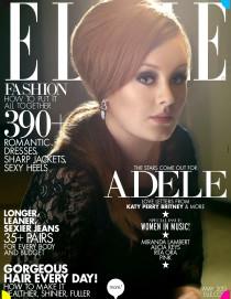 Обзор глянцевых журналов весны 2013, часть 1 из 3: Adele-Rita-Ora-Alicia-Keys-by-Thomas-Whiteside-for-Elle-US-May-20131-210x271