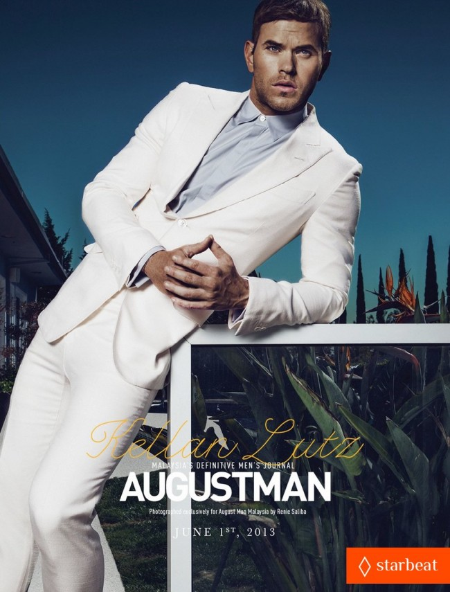 Обзор летних обложек глянцевых журналов 2013: kellan-lutz-covers-august-man-malaysia-june-2013-exclusive-01_Starbeat.ru_-650x855