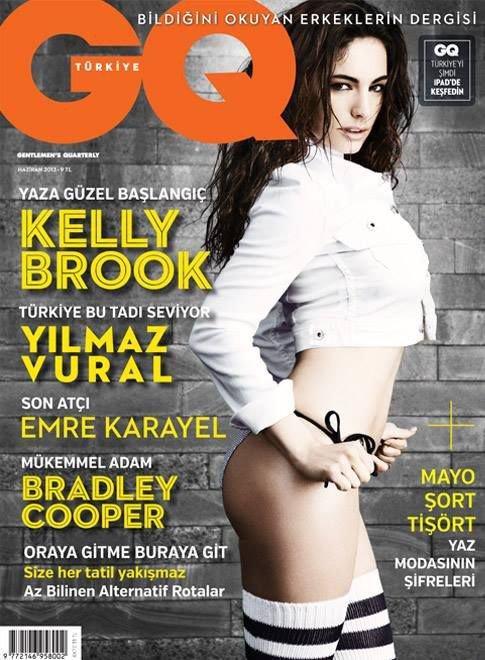 Обзор летних обложек глянцевых журналов 2013: kelly-brook-11_Starbeat.ru-june