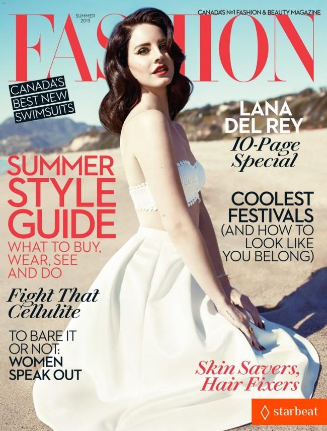 Обзор летних обложек глянцевых журналов 2013: lana-del-rey-covers-fashion-magazine-summer-2013-05_Starbeat.ru_-650x856